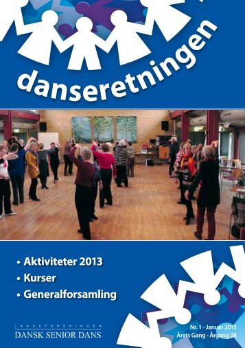 Januar 2013 - Landsforeningen Dansk Senior Dans