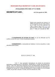 decreto nº 9.951 - Bem vindo ao Portal da SEFAZ-PI