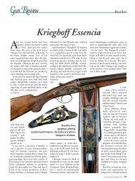 GR Krieghoff Essencia