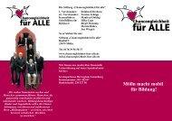 Flyer für Internet zum Download etc. - Herzogtum direkt
