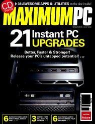 Cover July1 - Maximum PC