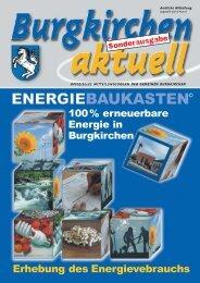 1. Sonderausgabe EBK 2008 - Burgkirchen