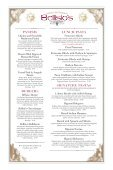 STARTERS LUNCH FISH SPECIALTIES SALADS SEASONAL ... - Page 2