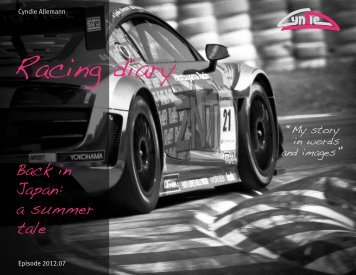 Racing diary - Autorennsport CH