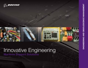 Engineering and Obsolescene Management - Boeing Australia