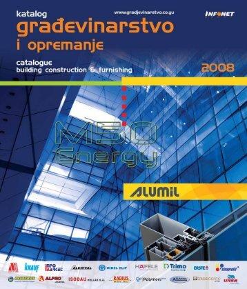 izbor iz kataloga Građevinarstvo 2008 *.pdf - Infonet Group