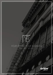 YOUR BRAND your BUSINESS