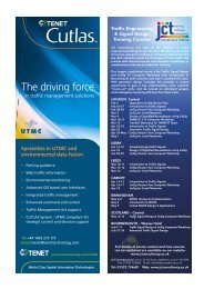 The driving force - Institute for Transport Studies