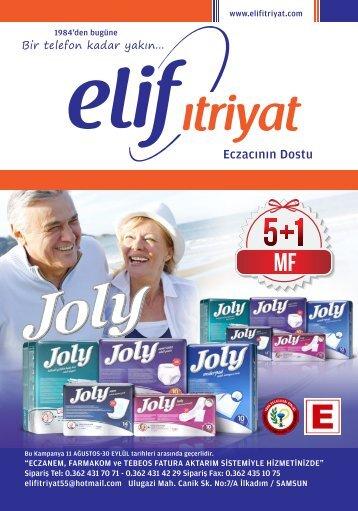 Elif İtriyat 2014