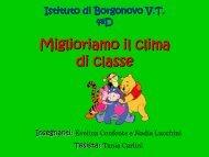 Miglioriamo il clima di classe - USP di Piacenza
