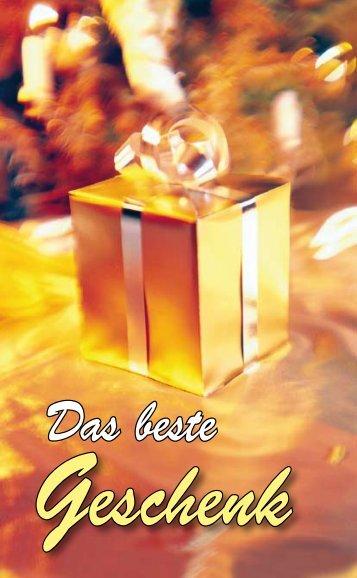Das beste Geschenk