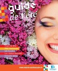 Guide de l'été - Saint-Nazaire