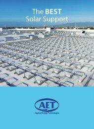 AET Solar Mounting Solutions (PDF)