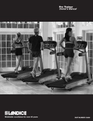 Before you start the treadmill - US Medical Supplies