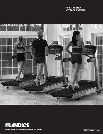 life fitness t3 treadmill manual