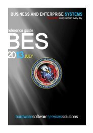 BES Reference Guide - Maxwell Gunter Annex