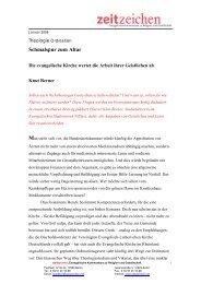 Artikel contra Laienordination in