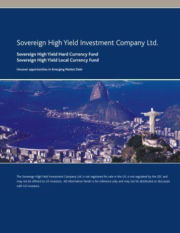 Sovereign High Yield Investment Company Ltd. - Aberdeen Asset ...