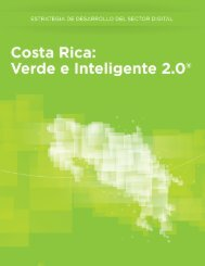 Costa Rica: Verde e Inteligente 2.0 - CAMTIC
