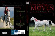 Book Extract From How Your Horse Moves by - Horses Inside Out