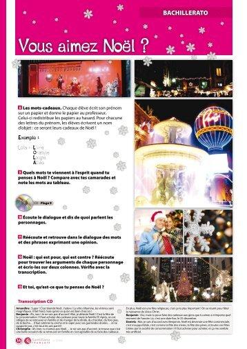 Dossier - Noël