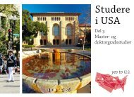 Studere i USA Del 3 - Embassy of the United States Oslo, Norway