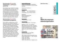 Ihr REFA-Grundschein Arbeitsorganisation - Unternehmerverband ...