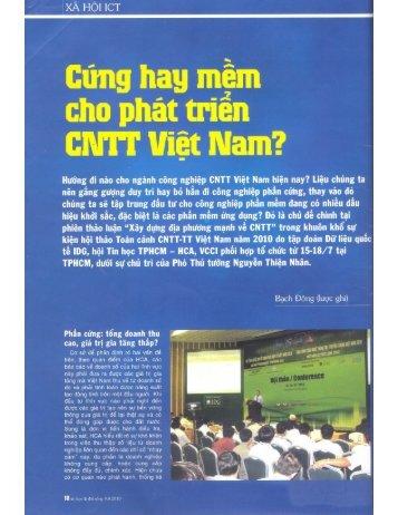 Cung hay mem cho phat trien CNTT Viet Nam.pdf - DSpace