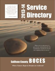 2012-2014 Guide - OS Version - Sullivan County BOCES