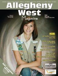 February 2008 - Allegheny West Magazine