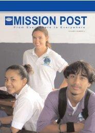 Volume 8 Number 3 - Adventist Volunteer Service