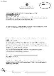 Kognitiv psykologi (pdf) - Psykologiska institutionen - Göteborgs ...
