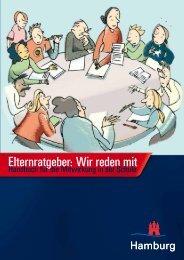 Elternratgeber: Wir reden mit - Schule Schnuckendrift - Hamburg