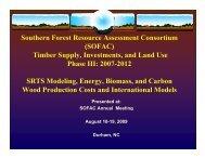 SOFAC Overview - North Carolina State University
