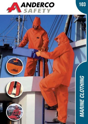 Marine-Clothing-Acce.. - Anderco