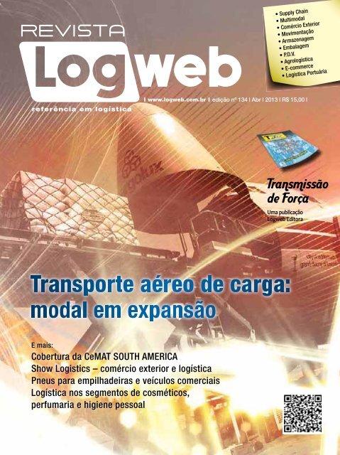 Edição 134 download da revista completa - Logweb