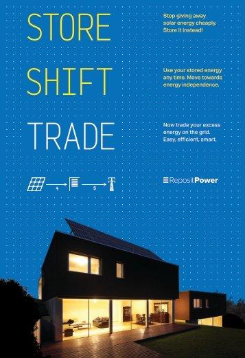 Reposit Power - GridCredits Brochure A4