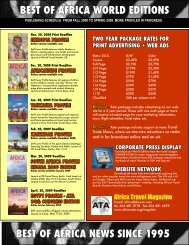 best of africa world editions best of africa news since 1995