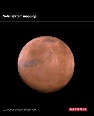 Mars Case Study - BAE Systems GXP Geospatial eXploitation ...