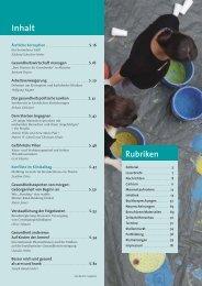 Rubriken - Mabuse Verlag