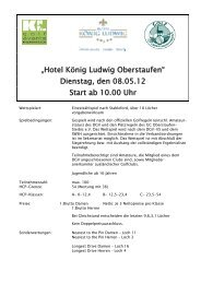 Hotel König Ludwig Oberstaufen - Golfclub-Oberstaufen-Steibis