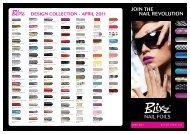 to view the Blixz brochure - Beauty Warehouse