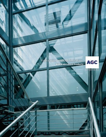 Fabrication Brochure - Print - AGC