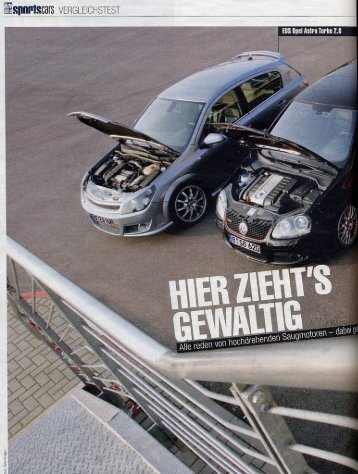 Auto Bild Sports Cars - Vergleichstest - 5 getunte ... - SLS Tuning