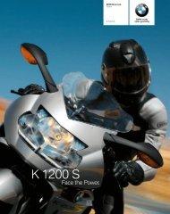 Brochure K 1200 S (PDF, 2,1 MB)