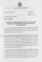 Commission Circular No: 920 - University Grants Commission - Sri ...