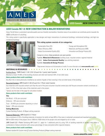Leed canada for homes project checklist home box ideas Model home furniture auction phoenix az