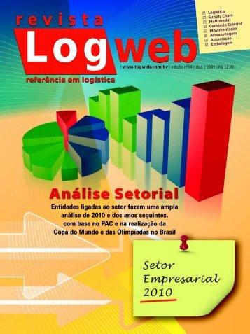 Edição 94 download da revista completa - Logweb