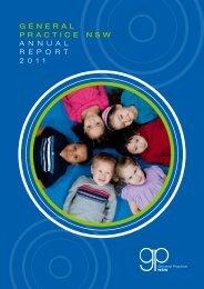 GP NSW Annual Report 2011