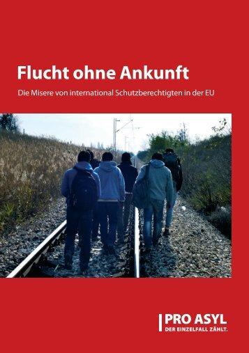 Broschuere-Flucht_ohne_Ankunft-PROASYL-Nov-2014